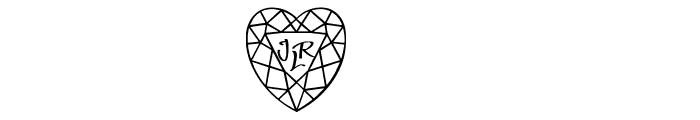 JLR Di's Gems Font OTHER CHARS