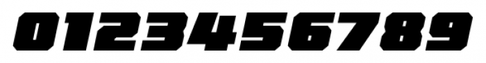 JLS OverKill Champion SC Oblique Font OTHER CHARS