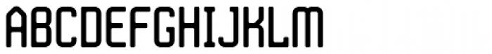 JLS Data Gothic Cond Font UPPERCASE