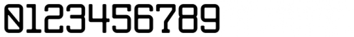 JLS Data Gothic Regular Font OTHER CHARS