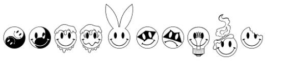 JLS Smiles Plus Font OTHER CHARS