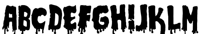 JMHCRYPT-Regular Font LOWERCASE