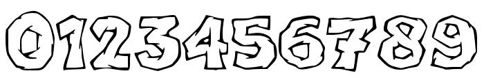 JMHCromII-Regular Font OTHER CHARS