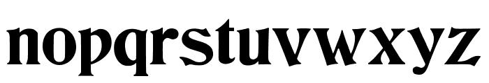 JMHCthulhumbusUG-Regular Font LOWERCASE