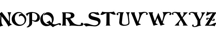 JMHCthulhumbusUGalt1-Regular Font UPPERCASE