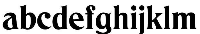 JMHCthulhumbusUGalt1-Regular Font LOWERCASE