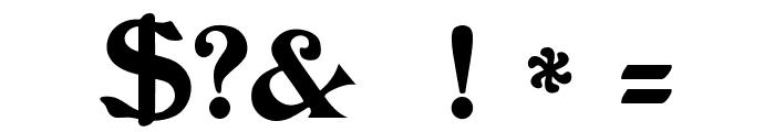 JMHCthulhumbusUGalt2-Regular Font OTHER CHARS