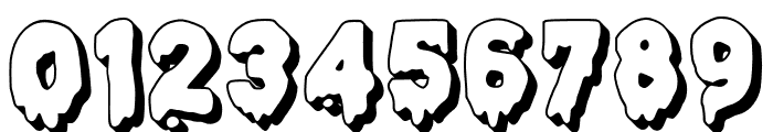 JMHHALLOWEEN3D-Regular Font OTHER CHARS