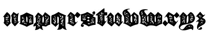 JMHMorenetaDivineOld Font LOWERCASE
