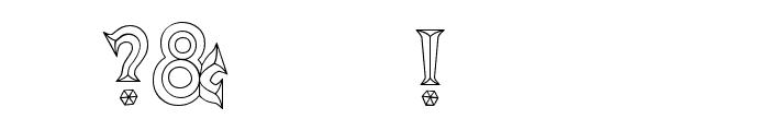 JMHRastanBold-Regular Font OTHER CHARS