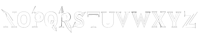 JMHRastanFine-Regular Font LOWERCASE