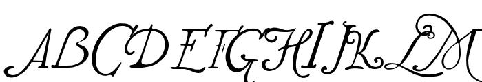 JMHWeirdTalesTitCaps-Regular Font UPPERCASE