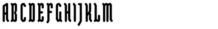 JMTF Robin Bold Font UPPERCASE