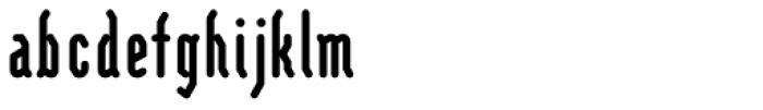 JMTF Robin Bold Font LOWERCASE