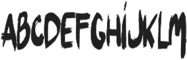 Joker otf (400) Font LOWERCASE