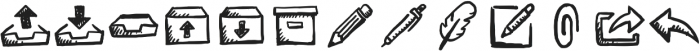 Jolly Font 4 ttf (400) Font LOWERCASE