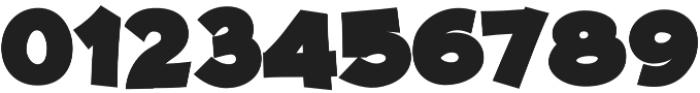 JollyGood Proper Black otf (900) Font OTHER CHARS
