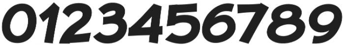 JollyGood Proper Bold Italic otf (700) Font OTHER CHARS