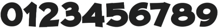 JollyGood Proper ExtraBold otf (700) Font OTHER CHARS