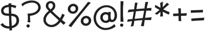 JollyGood Proper Light otf (300) Font OTHER CHARS