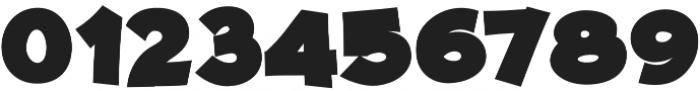 JollyGood Proper Unicase Black otf (900) Font OTHER CHARS