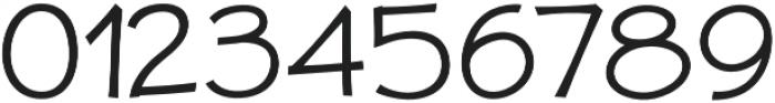 JollyGood Proper Unicase Light otf (300) Font OTHER CHARS
