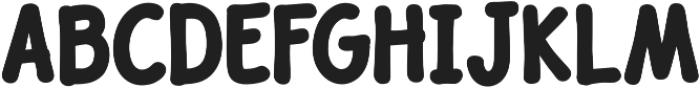 JollyGood Sans Condensed Black otf (900) Font UPPERCASE