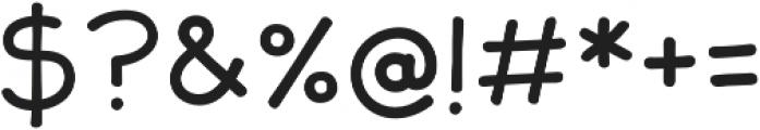 JollyGood Sans Unicase Light otf (300) Font OTHER CHARS