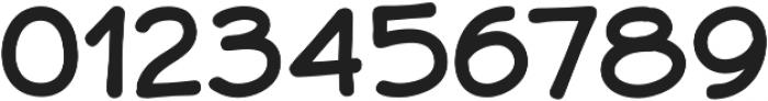 JollyGood Sans otf (700) Font OTHER CHARS
