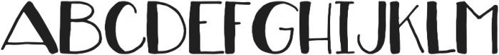 Joplin otf (400) Font LOWERCASE