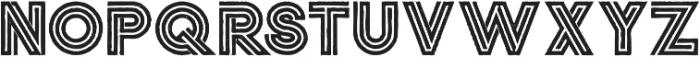 Jordan Medium Grunge otf (500) Font UPPERCASE