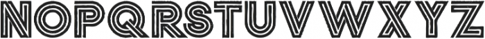 Jordan Medium Grunge otf (500) Font LOWERCASE