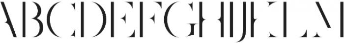 Joshua Tree otf (400) Font LOWERCASE