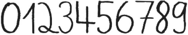 Josia otf (400) Font OTHER CHARS