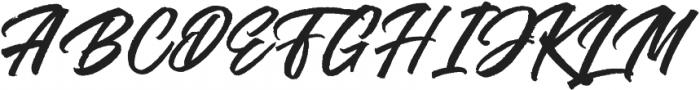 Jouska Regular otf (400) Font UPPERCASE