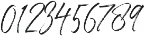 Joyful otf (400) Font OTHER CHARS