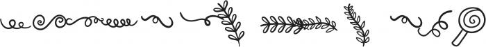 Joyfulness Elements otf (400) Font UPPERCASE