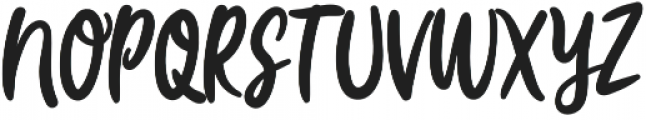 Joyfulness Script otf (400) Font UPPERCASE