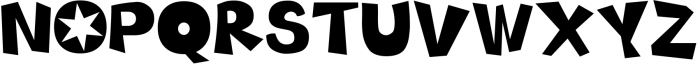 Jonathan Font UPPERCASE