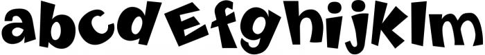 Jonathan Font LOWERCASE