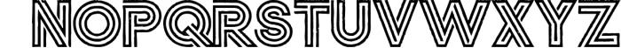 Jordan - Display Font 2 Font UPPERCASE