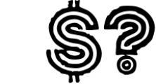 Jordan - Display Font 5 Font OTHER CHARS