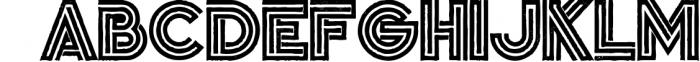 Jordan - Display Font 5 Font LOWERCASE
