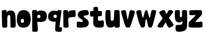 Joe Rabbit Font LOWERCASE