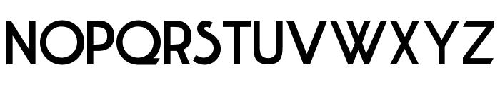 JoeLouis Normal Font UPPERCASE