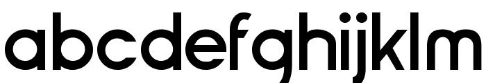 JoeLouis Normal Font LOWERCASE
