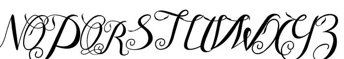 Jofi Font UPPERCASE