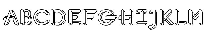 JohanVaaler Bold Font UPPERCASE