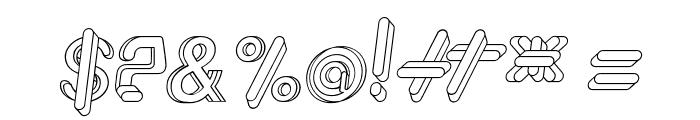 JohanVaaler Italic Font OTHER CHARS