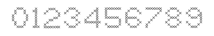 John 315 Font OTHER CHARS